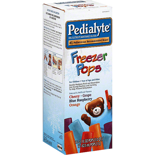 REPLACES ELECTROLYTES: A flavorful way for kids and adults to replace electrolytes to feel better fast., MORE EFFECTIVE THAN COMMON BEVERAGES: ...