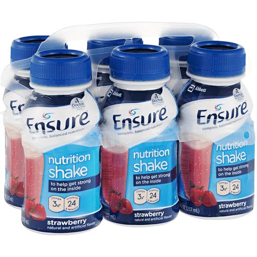 Ensure Original Nutrition Shake, Strawberry