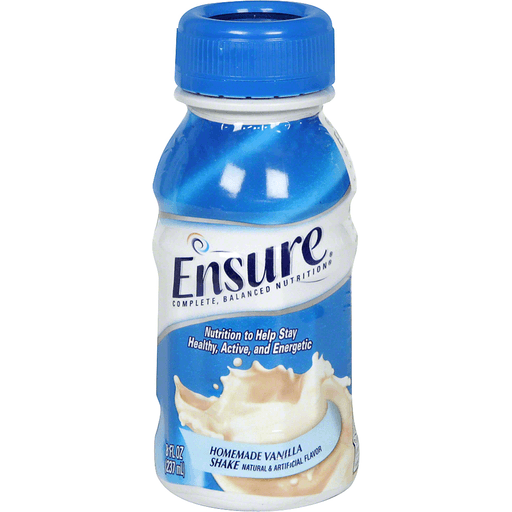 From the #1 doctor-recommended brand, Ensure Light Nutrition Shakes provide daily nutrition with 23 vitamins and minerals, 12g high-quality protein, ...