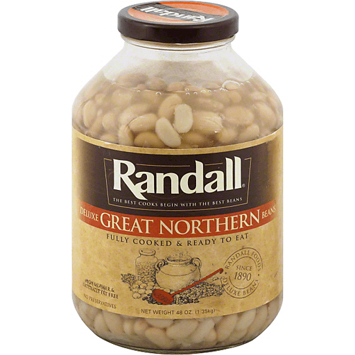 Randall Great Northern Beans, Deluxe