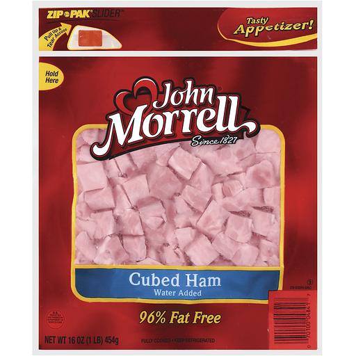 John Morrell Ham, Cubed