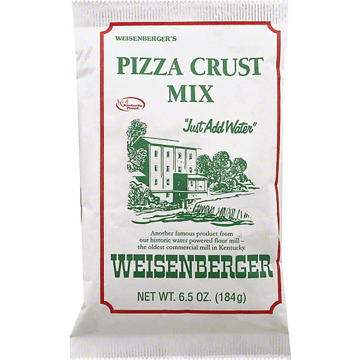 Weisenberger Pizza Crust Mix