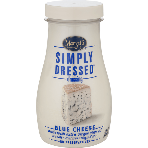 Marzetti SImply Dressed Dressing Blue Cheese