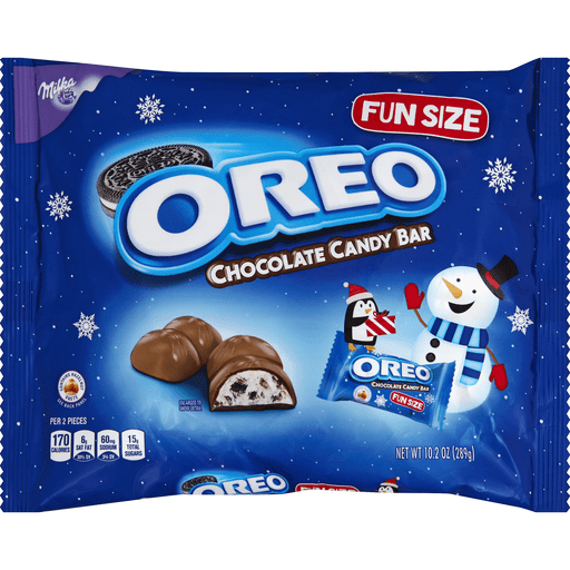 Oreo Candy Bar Chocolate Fun Size