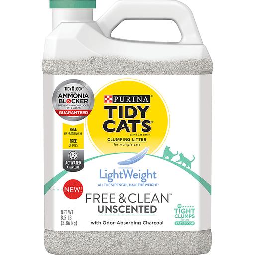 Tidy cat dust free litter