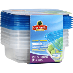 Plastic Containers | PLYMOUTH