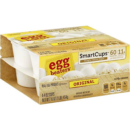 Egg Beaters SmartCups Original - 4 CT