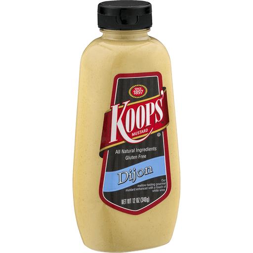Koops Mustard, Dijon