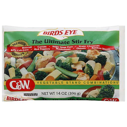 C & W Ultimate Stir Fry Veggies