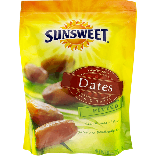 Sunsweet Dates, Deglet Noor, Pitted