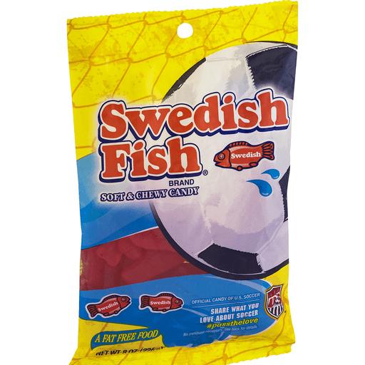 Swedish Fish Candy, Soft & Chewy