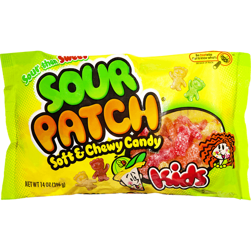 Sour Patch Kids Candy, Soft & Chewy