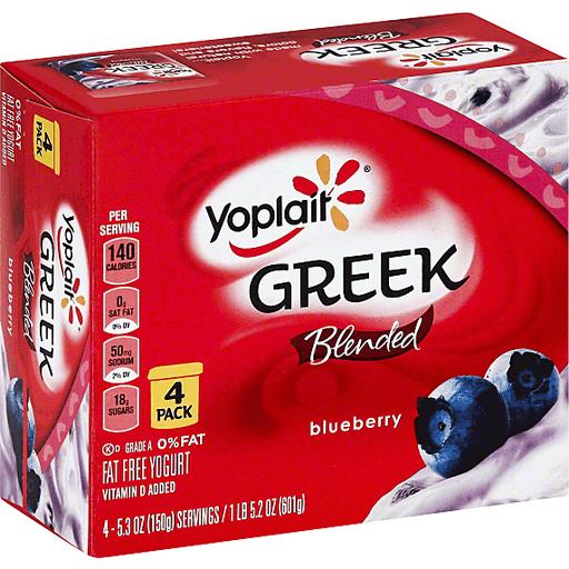 Yoplait Yogurt, Fat Free, Grade A