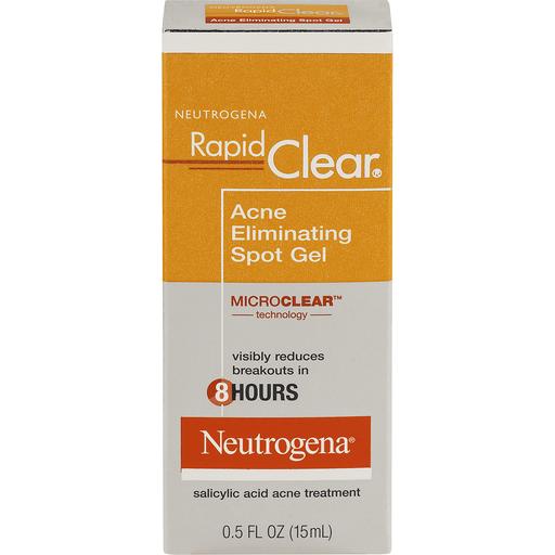 Neutrogena Acne Facial Treatments Gels Oily Skin Shop Bevmo