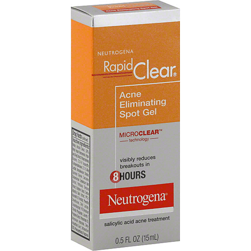 Neutrogena Rapid Clear Acne Eliminating Spot Gel Skin Care