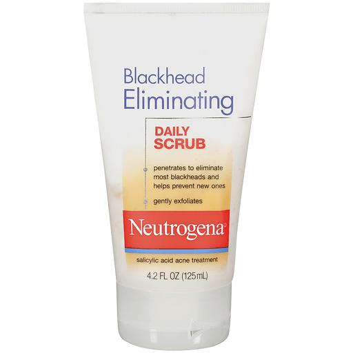 Neutrogena Acne Facial Other Cleansers Scrub Oily Skin