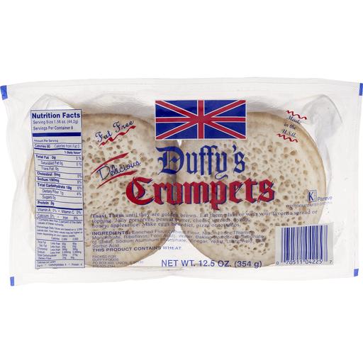 Duffys Crumpets