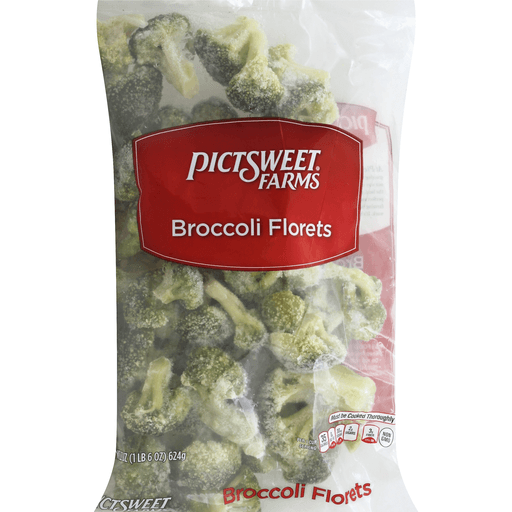 Pictsweet Broccoli, Florets