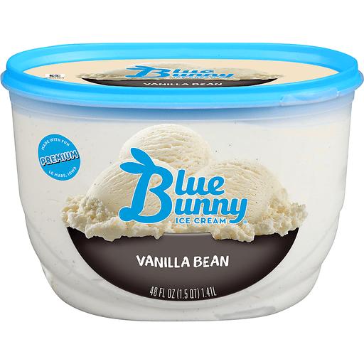 Blue Bunny™ Vanilla Bean Ice Cream 48 fl. oz. Tub