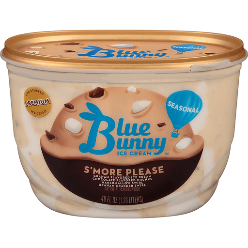Blue Bunny Ice Cream, Cherrific Cheesecake