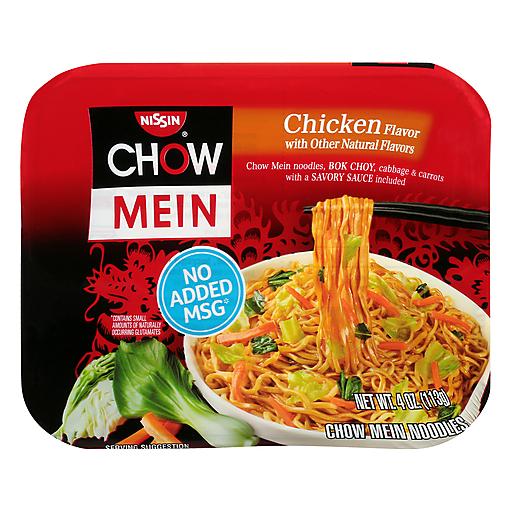 Nissin Chow Mein-Chicken