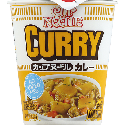 Nissin Cup Noodle - Curry