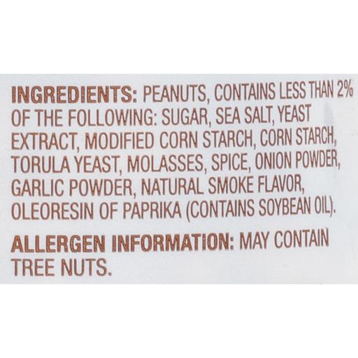 Fisher® Lightly Salted Dry Roasted Peanuts 14 oz. Jar