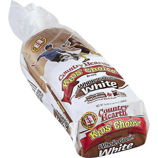 Country Hearth Kids' Choice Bread, White