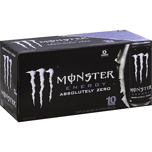 Monster Energy Drink, Absolutely Zero
