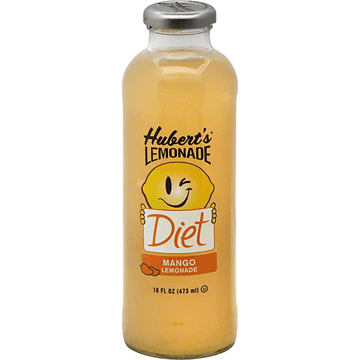 Huberts Lemonade Diet Mango Shop Bevmo