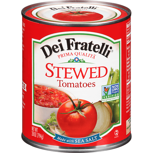 Dei Fratelli® Stewed Tomatoes 28 oz. Can