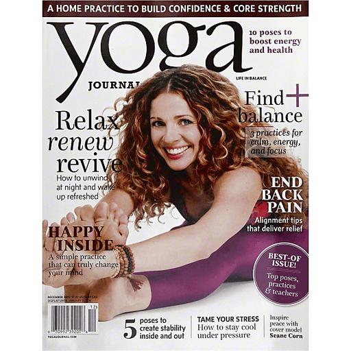 Yoga Magazine Newspapers Magazines D Agostino