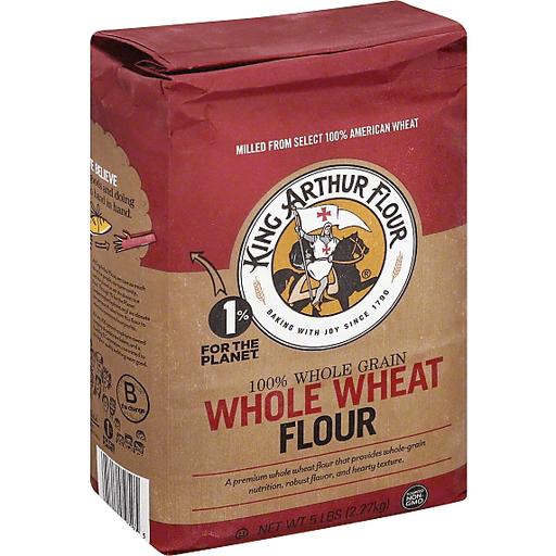 King Arthur Flour Flour, Whole Wheat