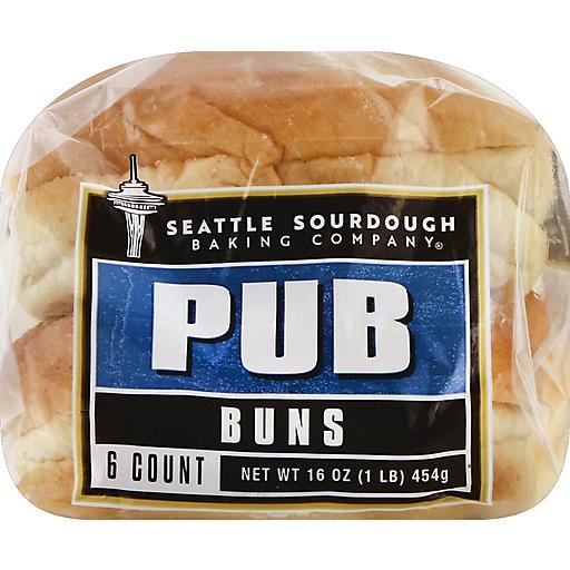 Seattle Interna Pub Buns
