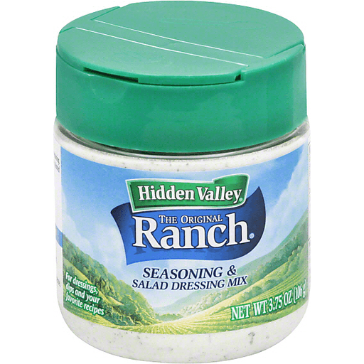 Hidden Valley Seasoning & Salad Dressing Mix, Ranch