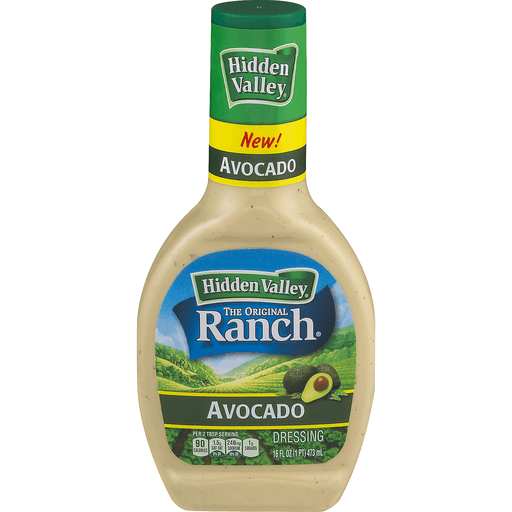 Hidden Valley Dressing, Avocado
