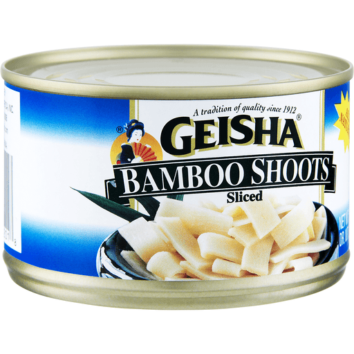 Geisha Bamboo Shoots, Sliced