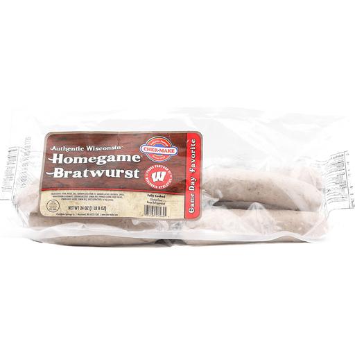 Chermak Homegame Bratwurst