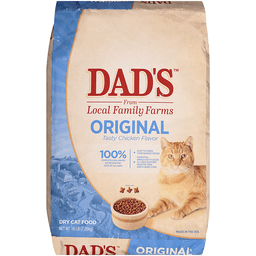 Dads adult cat food