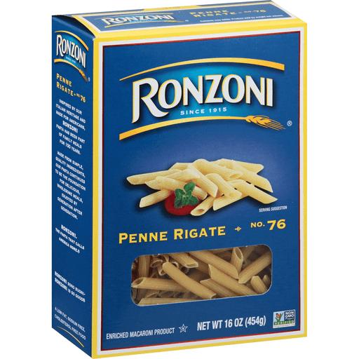 Ronzoni Pasta-Penne Rigate