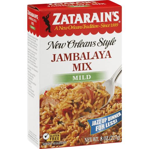 Zatarain's New Orleans Style Jambalaya Mix Mild