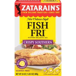 Pantry west houma for Zatarain s fish fri