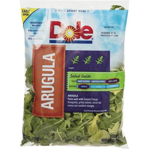 Dole Salad Arugula