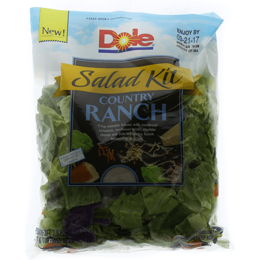 Dole Salad Kit Country Ranch