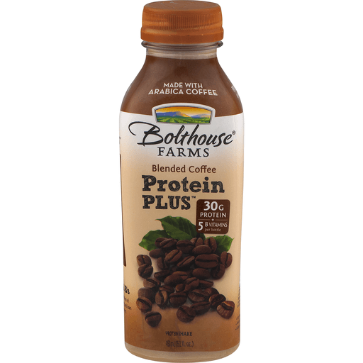 Bolthouse Farms Protein Plus Protein Shake, Blended Coffee