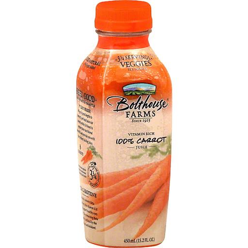 Bolthouse Farms Carrot Juice 100