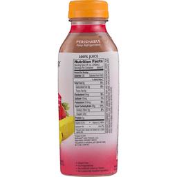 Fruit Juice Smoothie, Strawberry Banana