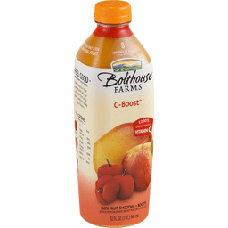 Bolthouse Farms Smoothie, 100% Fruit Juice, C-Boost