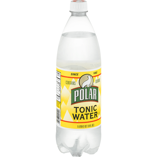 Polar Premium Tonic Water Traditional Recipe