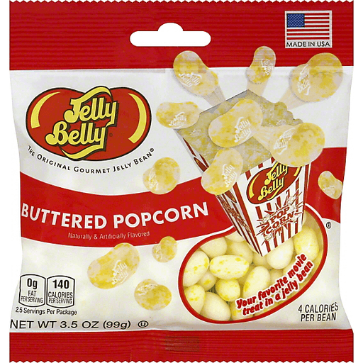 Jelly Belly Jelly Beans Buttered Popcorn Jelly Beans Fruity Candy Martin S Super Markets